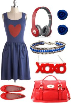 """""""rockin' the beats"""" by brittmail ❤ liked on Polyvore"""