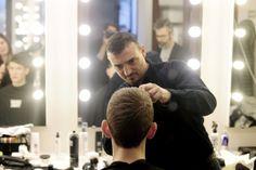 Urban Tribe for Iceberg FW 2014-15 - Milan Men's Fashion Week