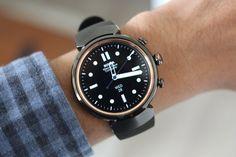 ASUS ZenWatch 3 不鏽鋼智慧手錶,開箱分享! – C Jay Tech Blog