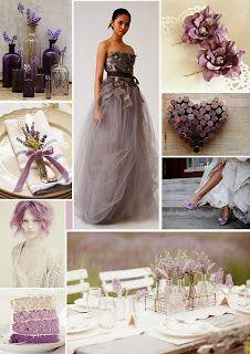 lilac color scheme