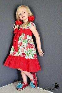 Adorable little girl patterns