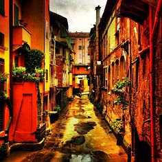 "Bologna - ""Emilia Romagna: Captured Beauty on Instagram"" by @The Planet D Travel"