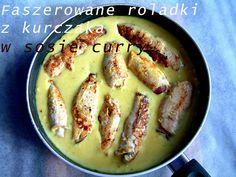Qchenne-Inspiracje! FIT blog o zdrowym stylu życia i zdrowym odżywianiu. Kaloryczność potraw. : A na niedzielny obiad : Faszerowane roladki z kurc...