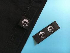 China Professional Custom Clothing Labels Supplier by BespokeLabels Sewing Labels, Fabric Labels, Custom Woven Labels, T Shirt Label, Tag Design, Design Shop, Custom Design, Leather Label, Clothing Labels