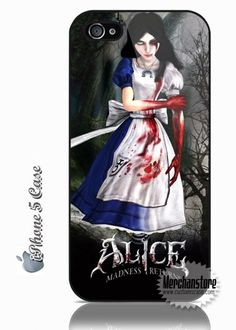 Fantastic iPhone 5 Case Alice Madness Returns #iphonecase #iphone5 #case Alice Madness Returns, Iphone Cases, Fashion, Moda, Fashion Styles, Iphone Case, Fashion Illustrations, I Phone Cases