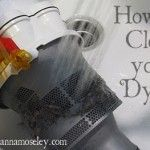 Let me just start by saying: I love my Dyson!!! Vacuums do a lot of dirty work for us and once in a while they need love. I would recommend doing a thorough cleaning of your vacuum at least every 6 months. Today I'm going to give you a tutorial on how to clean a Dyson vacuum.  Step
