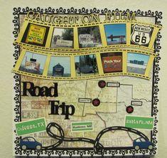 New Mexico Road Trip - May, 2012 - Scrapbook.com