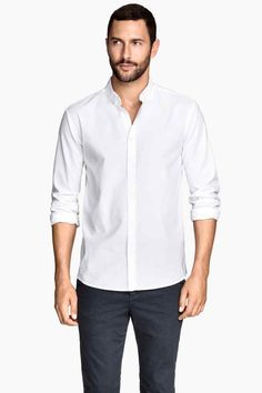 H&M uomo primavera estate 2015 è casual chic e low cost! HM camicia oxford 19.99 euro