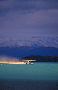 Nacnick alaska Image | Plane At Naknek I Alaska Travel Photos