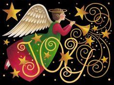 Joy-Angel by Stephanie Stouffer | Ruth Levison Design