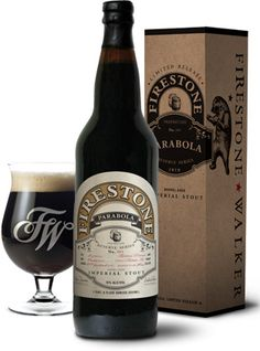 Parabola Russian Imperial Stout - Firestone Walker Brewing Company, Paso Robles, California