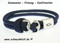 Armband - Geschenk Firmung Kommunion Konfirmation von Schmuckkistl auf DaWanda.com