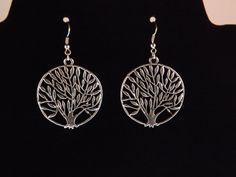 Tree of Life Earrings Tree of Life Tree by NWCreativeCouple