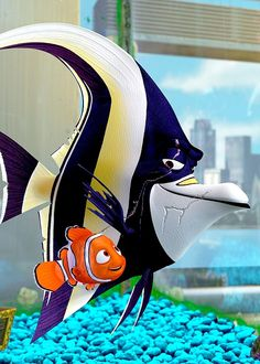 Finding Nemo's theme song always makes me cry...