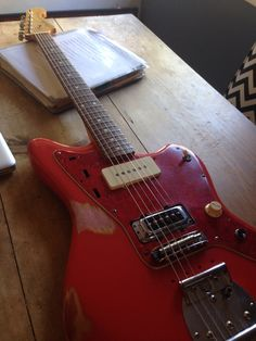 fender offcuts — fatbartleby: NEW STRINGS! NEW STRINGS! ...