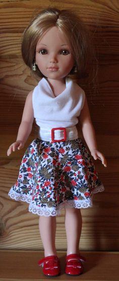 Vidal Rojas – Oblečení na panenky – album na Rajčeti Girls Dresses, Flower Girl Dresses, Dolls, Wedding Dresses, Fashion, Dresses Of Girls, Baby Dolls, Bride Dresses, Moda
