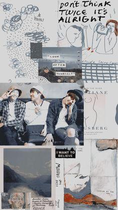 ♡ Rap line ♡ Namjoon, Seokjin, Taehyung, Jungkook Jimin, Yoongi, Bts Bangtan Boy, Lines Wallpaper, Bts Wallpaper, Jung Hoseok