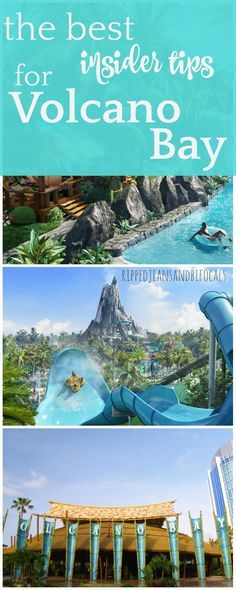 If you're planning family travel, you're going to want to read this! Volcano Bay is Universal Orlando's newest theme park and I've got all the tips and tricks you need to know before you go!  |Volcano Bay|Universal Orlando|Family vacation|Family travel|Travel with kids|Travel tips|Travel ideas|Universal Studios Florida|Orlando family travel|Family trips|Travel bucket list|water parks|Florida water parks|