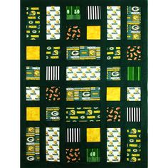 1000 Images About Green Bay Quilts On Pinterest Green