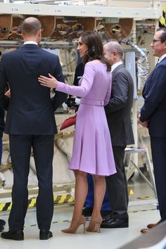 Prince William Photos Photos - Prince William, Duke of Cambridge and Catherine, Duchess of Cambridge visit The Airbus Factory during day three of their official visit to Germany after two days in Poland on July 21, 2017 in Hamburg, Germany. - The Duke and Duchess of Cambridge Visit Germany - Day 3