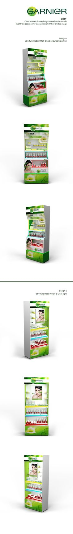 Personal Care-Garnier on Behance