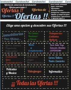Las mejores Oferas de Carabanchel. Madrid. Spain. Diseño. Design.