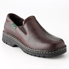 Eastland Newport Slip-On Shoes - I have them in black and brown.  The most comfortable shoes I've ever worn.