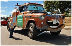 www.TravisBarlow.com - Towing insurance for over 30 years Tow Mater, Tow Truck, Old Trucks, Hot Rods, Antique Cars, Vehicles, 30 Years, Vintage Cars, Car