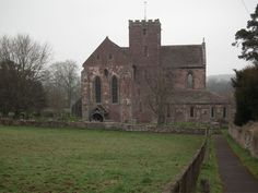 Abbey Dore, Herefordshire