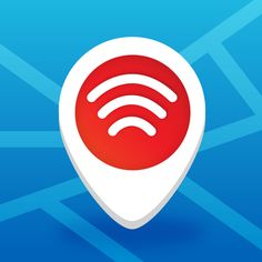 WiFi Map: Find Internet & VPN on the AppStore Le Wifi, Wifi Names, Private Network, Data Plan, Traveling By Yourself, Internet, Logos, App Store, Logo