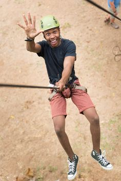 Tower climbing. #SefapaneMagic Special Interest Groups, Private Games, Game Reserve, Best Places To Travel, Father And Son, Tent Camping, Climbing, South Africa, The Good Place