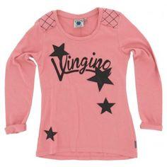 Vingino - Longsleeve Kalissa roze