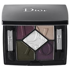 Dior - 5-Colour Eyeshadow Cosmopolite  in 766 Exuberante #sephora