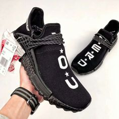 huge selection of 0a974 062a7 N.E.R.D x adidas Pharrell Williams Human Race NMD Hu Trail BB7603