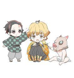 Read Kimetsu No Yaiba / Demon slayer full Manga chapters in English online! Demon Slayer, Slayer Anime, Anime Chibi, Manga Anime, Anime Naruto, Zen, Chibi Sketch, Cute Anime Pics, Another Anime