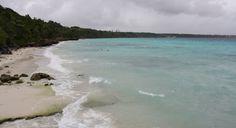 Lifou, New Caledonia. Island holiday.