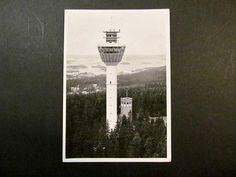 Kuopio Puijo / Kuopio, Finland 1972 Vintage Postcards, Vintage Travel Postcards