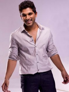 Allu Arjun the dancing beast!