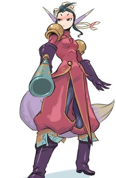 breath of fire iv characters - Google Search