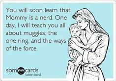 Haha this is definitely how I'm going to be as a future mother lol