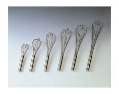 Professional INOX Whisk 25cm