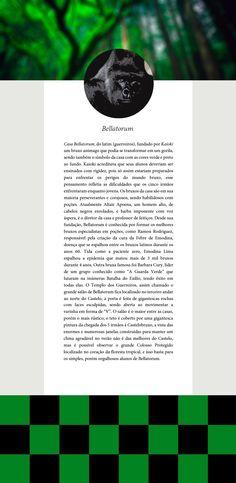 Castelobruxo - A História da Casa Bellatorum