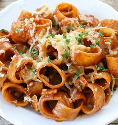 One Pot BBQ Chicken Pasta | Kirbie's Cravings | A San Diego food blog