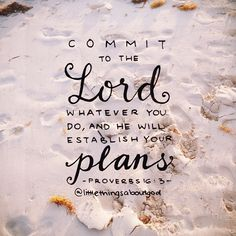 """Instead of asking God to bless our plans, we should ask we can fit into HIS plan... Our Father loves us and will always give us what's best :)…"""