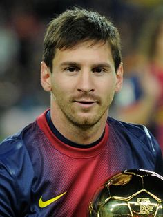 Lionel Messi - Quite simply, the greatest.