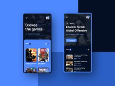 ForStreamers - Mobile App Concept designed by Matt Wojtaś . Connect with them on Dribbble; the global community for designers and creative professionals. Web Design, App Ui Design, Mobile App Design, Game Interface, Interface Design, It Matters To Me, App Design Inspiration, Mobile App Ui, Motion Design
