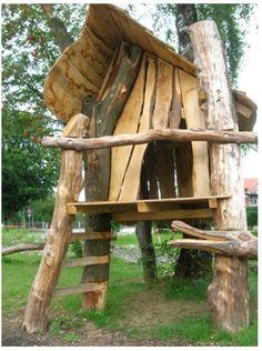 Natural Play spaces @ WKA