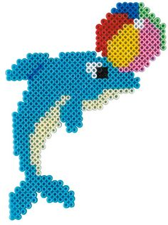 Delfino hama beads
