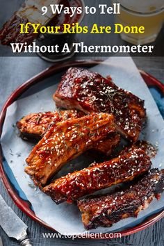 Baked Bbq Ribs, Bbq Pork Ribs, Pork Rub, Smoked Ribs, Rib Recipes, Chicken And Vegetables, Food Pictures, Food Pics, Food Styling