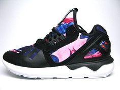 Tubular W Ladies in Black/Black by Adidas | Sneakeraddict.net